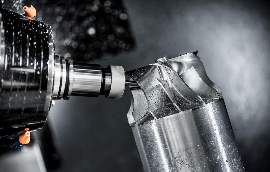 Soluciones bombeo a alta presión para refrigeración taladros industriales