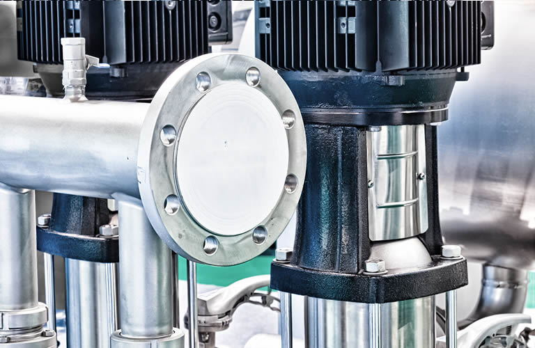 Pumping technology for the machine tool sector